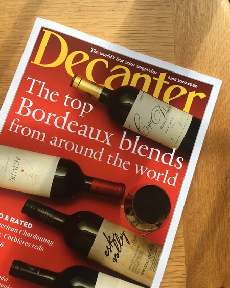 Decanter - The top Bordeaux blends from around the world 2020